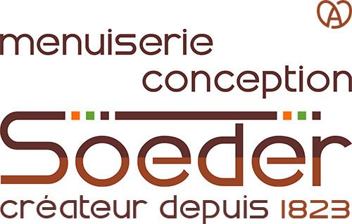 Menuiserie Conception Soeder | Créateur depuis 1823 Logo