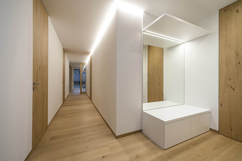 Menuiserie_soeder-Nouveau modèle de portes affleurantes chez Soeder-porte exclusivite