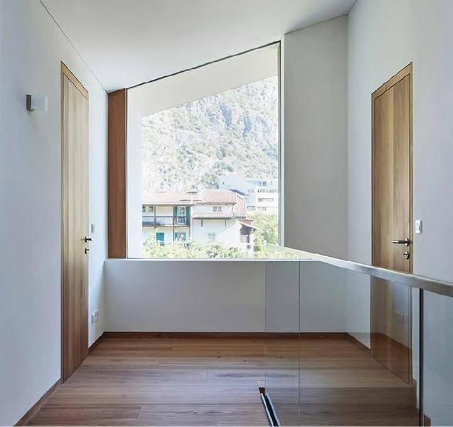 Menuiserie_soeder-Décoration moderne avec une porte affleurante, porte invisible ou sans cadre-portes affleurantes 4