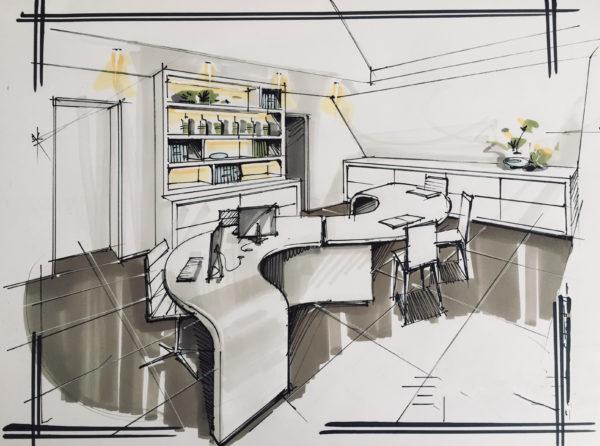 Menuiserie_soeder-Votre bureau en bois sur-mesure-menuiserie conception soeder alsace bureau bois dessin 600x446